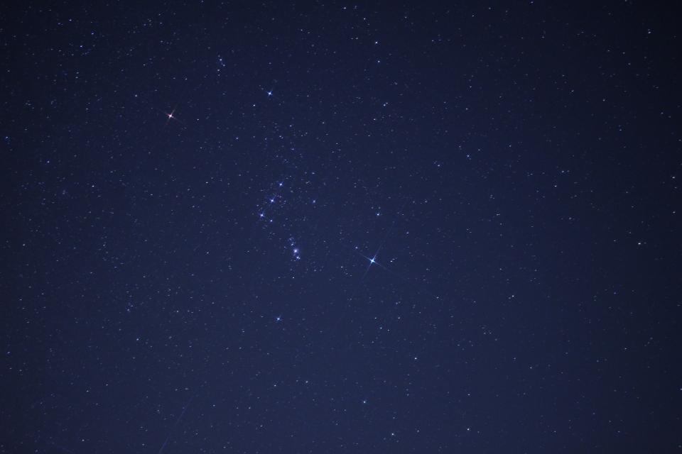 今年最後はクロスフィルター活用!長野で星空&夜景撮影