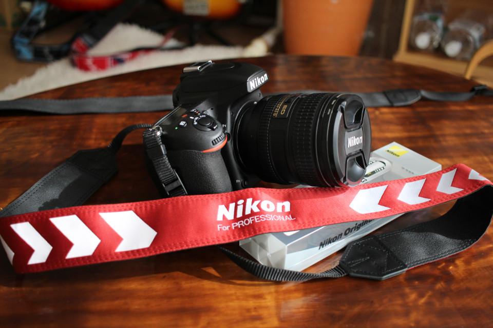 ストラップを変えてみた!Nikon アローストラップ2購入