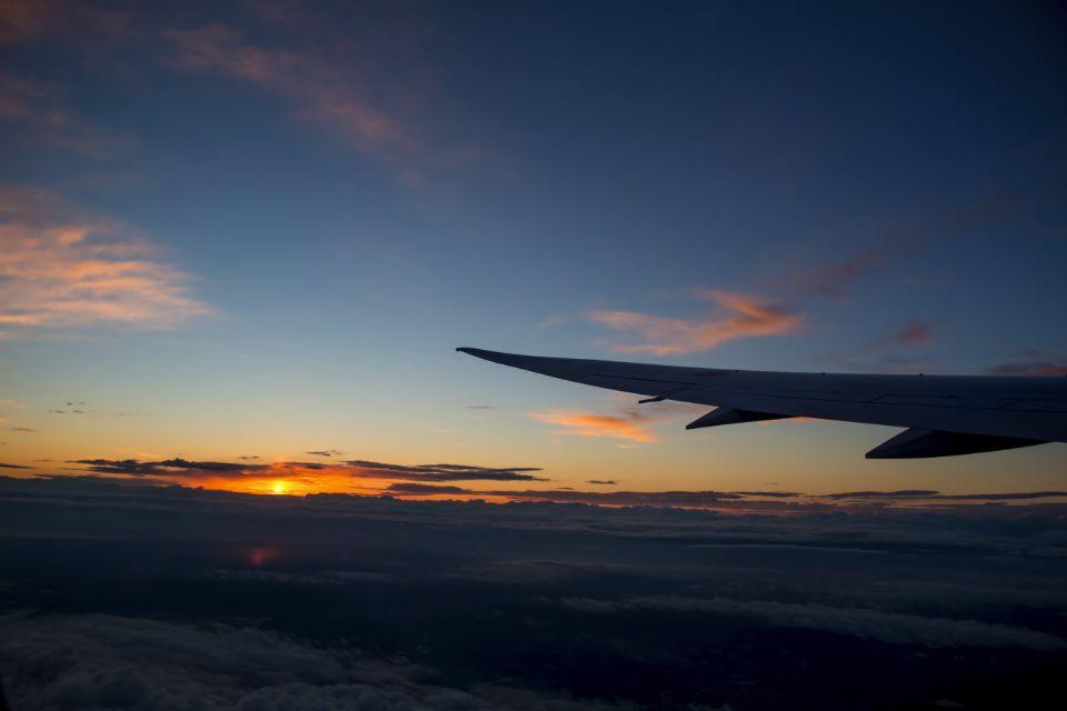 初の大阪。2月に飛行機の始発便でUSJにいこう!番外編