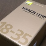 Nikon 18-35mmの広角ズームレンズの描画をチェック!四隅はどのくらい流れる?