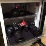 カメラとレンズの保管はこれでOK!防湿庫「東洋リビング ED-80CAT」を使ってみた
