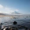 秋の富士山を見に行こう!朝の河口湖で撮影してきました
