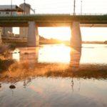 多摩川河川敷で朝日を撮影!始発で行こうSeason2 二子玉川編