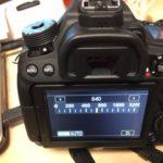 EOS 80Dで動画時のモード設定?オートではなくマニュアルモードで動画撮影とは?