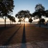 晴れすぎて朝焼けは不発だったけど綺麗な日の出!始発で行こうSeason2 臨港パーク編