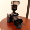 初めてのスピードライト、Nikon SB-700を購入!開封と試し撮り