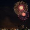 初めての花火撮影!横浜のスパークリングトワイライト2017の撮影するならいつもの場所で!