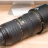 フィルターとフードが併用できない?ニコンの大三元標準ズーム 24-70mm f/2.8Eの使用感