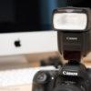 私もスピードライトが欲しい!Canonの 430EX III-RTを購入しました