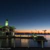 久々の臨港パークで朝焼け撮影!何度見ても美しい海辺の朝焼け