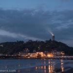 日の出前の江ノ島 東浜へ行ってきた!初日の出も期待できそうなロケーション