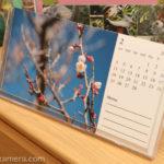 今年もカレンダー研究所で2018年のオリジナルカレンダーを作りました