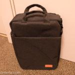 カメラバッグ同様!通勤バッグもエレコムofftocoリュックにしました。